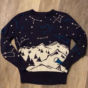 Cat and Jack boys size 8/10 sweater